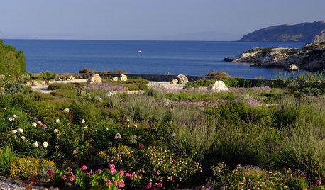 Gartenbesuch: Eine mediterrane Oase in der Ägäis