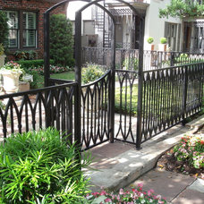 Traditional Fencing by Architectural Fabricators