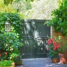 Outdoor Entry Gates