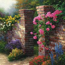 Traditional Landscape Garden