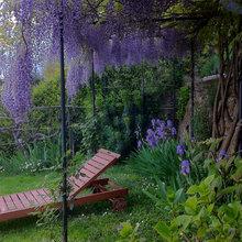 Medelhavsträdgård