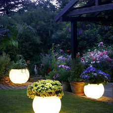 Contemporary Landscape by Certified-Lighting