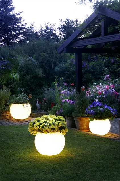 contemporary outdoor lighting by Certified-Lighting