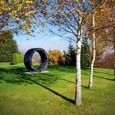 Contemporary Landscape by Landscape d.o.o. Slovenia
