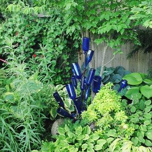 Ispirazione per un giardino bohémian