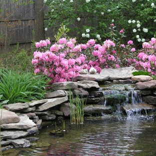 This is an example of a modern landscaping in Philadelphia.