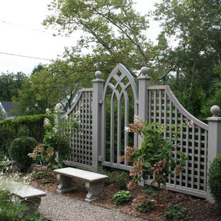 This is an example of a classic garden in New York.