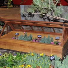 Traditional Landscape by Teracottage-Limited Edition Artisan Sheds & Such