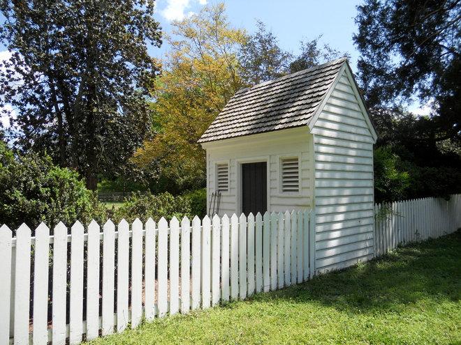 Spring Garden Ideas From Colonial Williamsburg