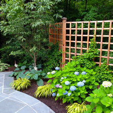 Traditional Landscape by LaMond Design