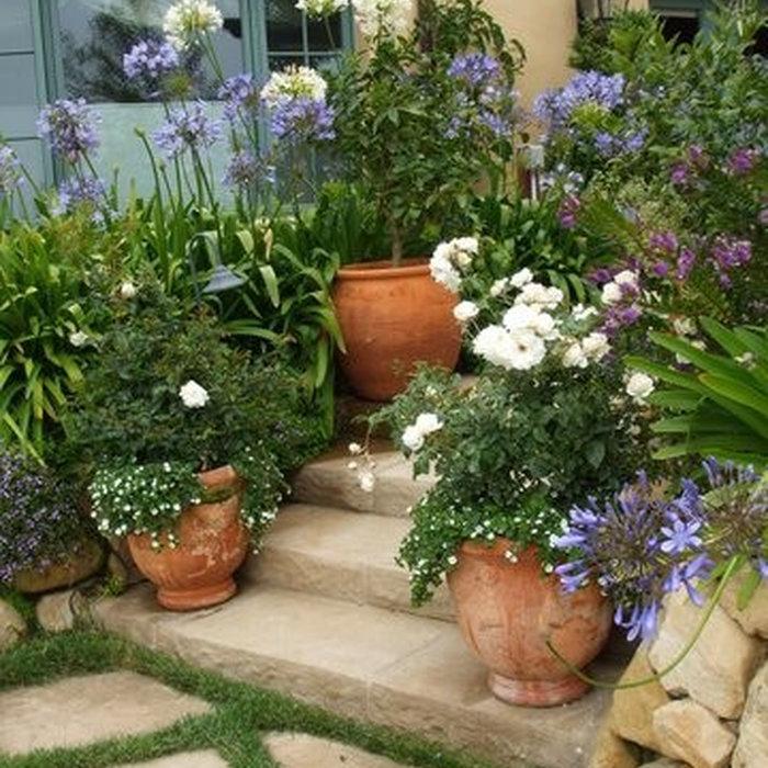 European Landscape Garden | Santa Barbara, CA