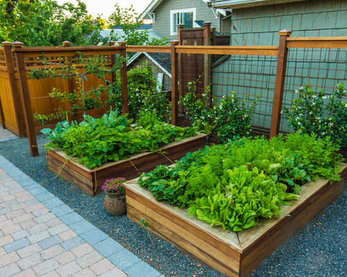 beautiful idee deco jardin potager ideas design trends