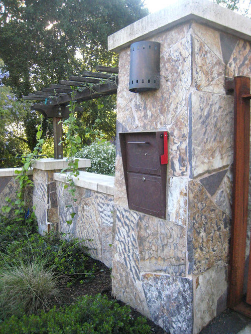 Houzz | Large Mailbox Design Ideas & Remodel Pictures