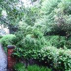 Arroyo Springs In River Oaks Eclectic Landscape