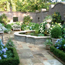 traditional landscape by Howard Design Studio