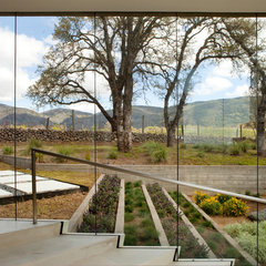 contemporary landscape by Remick Associates Architects + Master Builders