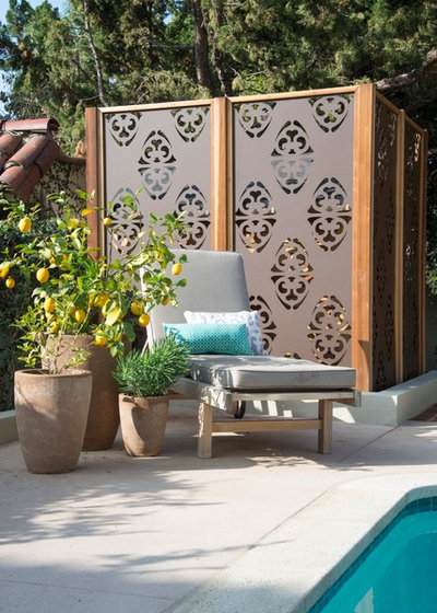 Mediterranean Garden by June Scott Design