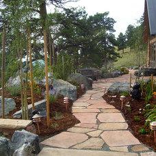 Eclectic Landscape by Bear Creek Landscape
