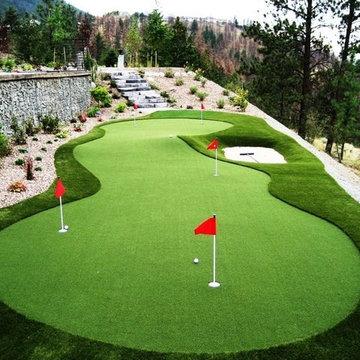 Golf & Putting Greens