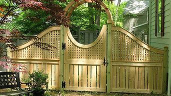 Good Neighbor Wood Fence Designs