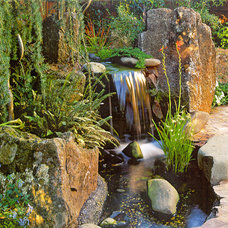 Asian Landscape by Goodman Landscape Design