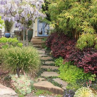 Mediterraner Garten in San Francisco