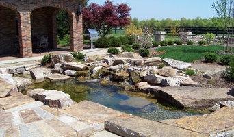 Gorgeous Pond Design