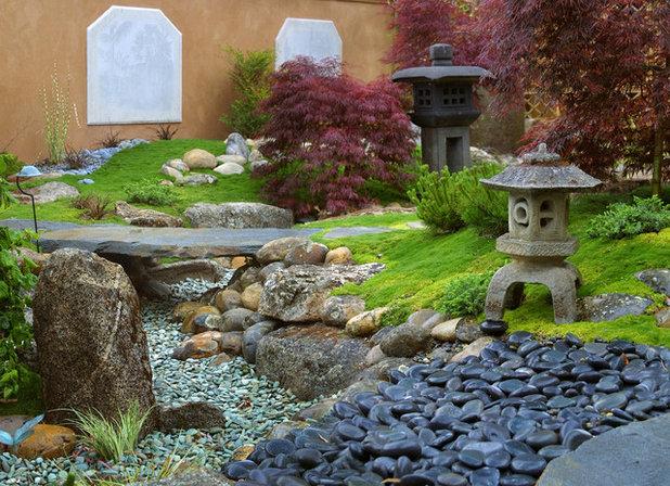 Asiatique Jardin by Margie Grace - Grace Design Associates