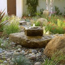 Enjoy the Simple Beauty of a Backyard Rock Garden
