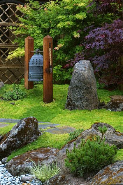 Asian Landscape by Margie Grace - Grace Design Associates