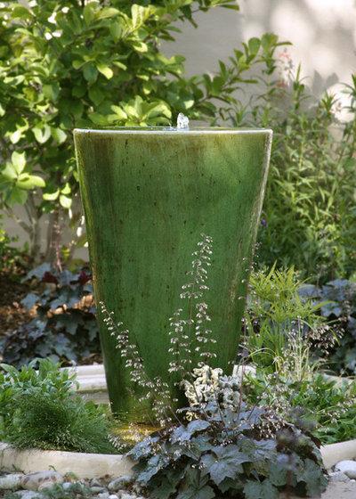 Eclectic Landscape by Margie Grace - Grace Design Associates