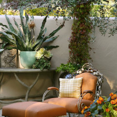 eclectic landscape by Margie Grace - Grace Design Associates