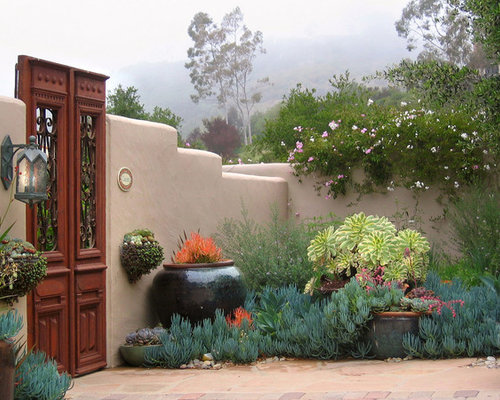 Mediterranean Garden Design Ideas Renovations Photos
