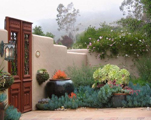 Mediterranean Garden Design Ideas Renovations Photos