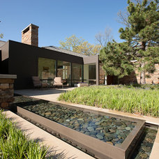 Contemporary Landscape by Rugo/ Raff Ltd. Architects