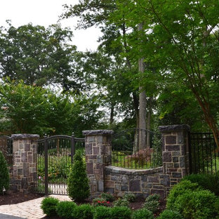 Design ideas for a modern landscaping in DC Metro.