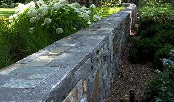 Granite walls,