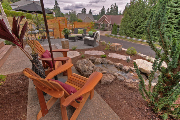 Take back your front yard 8 ways to make it social for Paradise restored landscaping exterior design