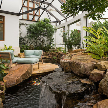 Great Outdoor Spaces & Pools