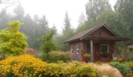 Great Garden Combo: A Fall Landscape Scene That Lasts