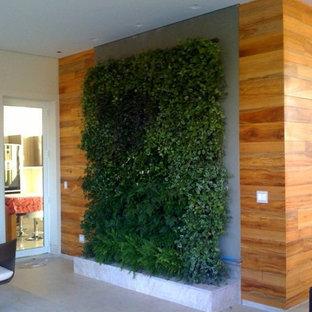 Foto di un giardino design di medie dimensioni