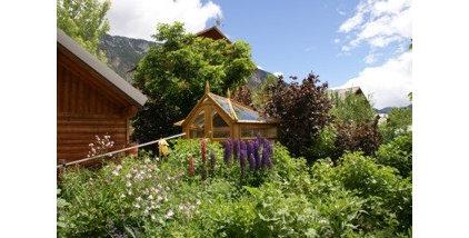 Traditional Landscape by www.jardin-deco.com