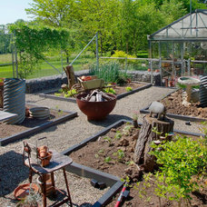 Industrial Landscape by Groundswell Design Group, LLC