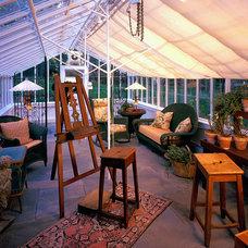 Eclectic Landscape by Cynthia B. Wilson - CB Wilson Interior Design