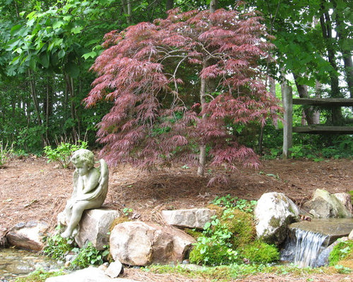 New Garden Landscaping Greensboro : Greensboro pondless water feature