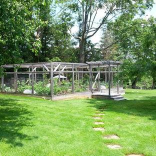 Idee per un orto in giardino chic