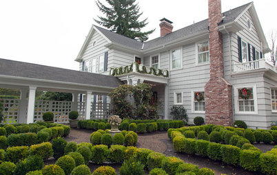 My Houzz: European Touches in the Pacific Northwest