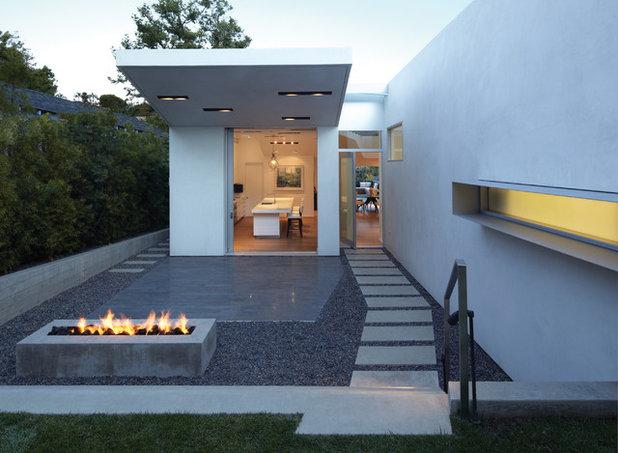 Minimalistisch Garten by Griffin Enright Architects