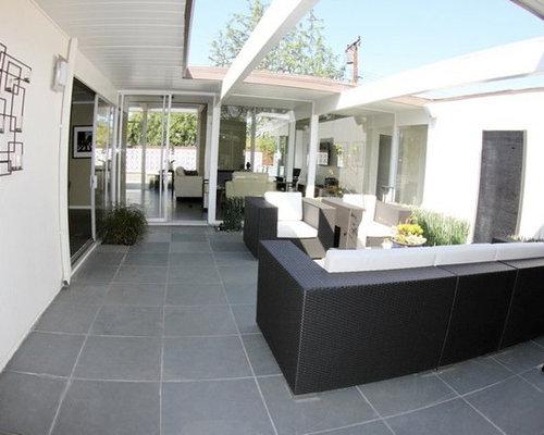 Best Midcentury Landscape Design Ideas & Remodel Pictures | Houzz