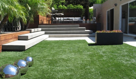 Lay of the Landscape: Modern Garden Style